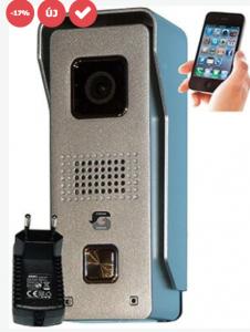 video kamerás kaputelefonok